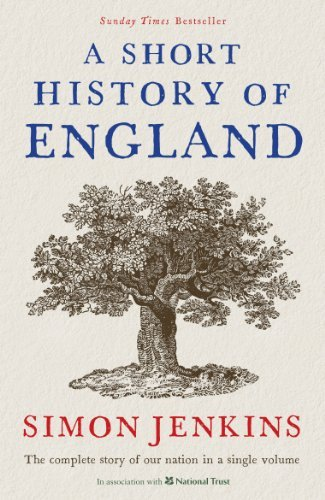 A Short History Of England By Simon Jenkins 2012 10 04
