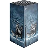 Skinit Decal Gaming Skin Compatible with Xbox Series X Console - Tate and Co. Celtic Wolf Design