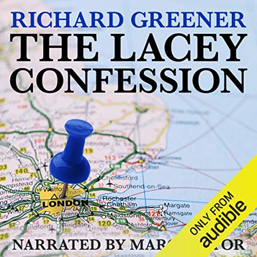 Couverture de The Lacey Confession
