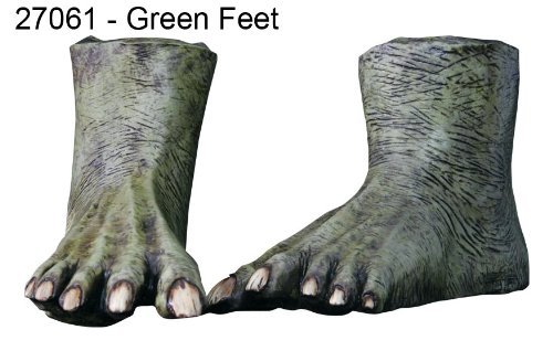 Par de Pies Verdes