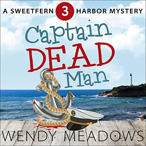 Captain Dead Man Audiobook By Wendy Meadows cover art