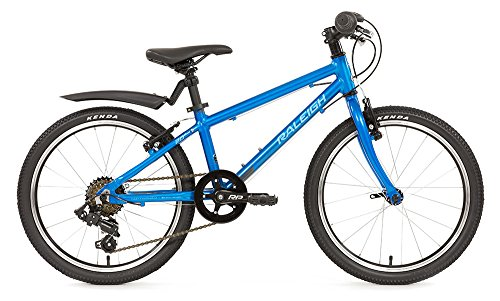 Raleigh Kinder Performance Fahrrad, Blau, 27,9 cm
