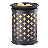Candle Warmers Etc. Tin Punched Illumination Fragrance Warmer, Old World