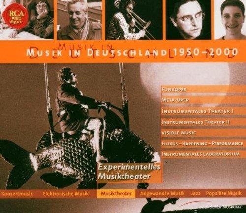 Musik in Deutschland Box 7 - Experimentelles Musiktheater
