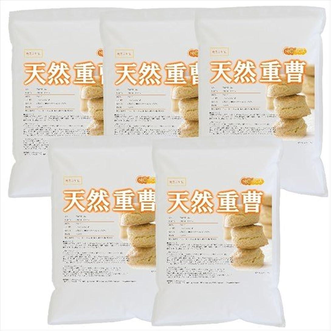 効率的に意味ビジネス天然 重曹 5kg×5袋 [02] 【同梱不可】 炭酸水素ナトリウム NICHIGA(ニチガ)