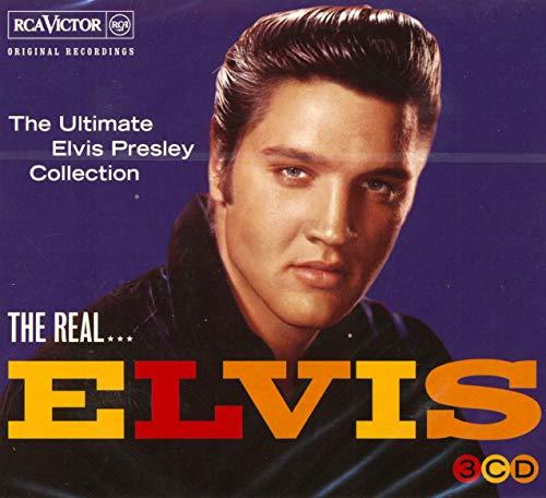 90 Greatest Hits of Elvis Presley (3-CD Boxset)