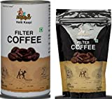 Hatti Kaapi Chicory Blended Coffee Powder and Pure Coffee 450 Grams (Combo of 2)