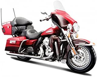 Maisto Motorcycles 1:12 Harley-Davidson Custom - 2013 Flhtk Electra Glide Ultra Limited