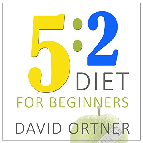 The 5:2 Diet for Beginners audiobook cover art