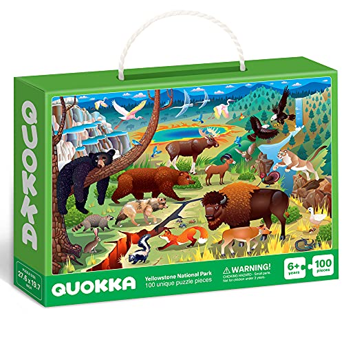 300 Piece Puzzles for Adults by Quokka, Wooden Adult Puzzle with Magic Unicorn in Fantasy World, Unique Puzzles for Adults with Irregular Jigsaw Puzzles Pieces, Space Puzzles for Adults