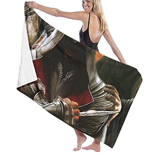 asdew987 Assassin'S Creed - Juego de toallas de playa para baño, accesorios de toallas de baño, toalla de piscina, viaje y baño, 80 cm x 130 cm 🔥