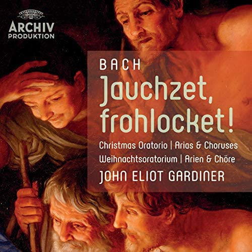 Nancy Argenta, Anne Sofie von Otter, Hans Peter Blochwitz, Olaf Bär, The Monteverdi Choir, English Baroque Soloists & John Eliot Gardiner