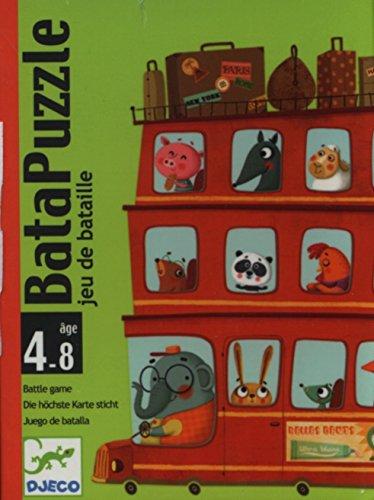 Cartas Bata Puzzle