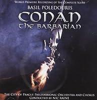 Conan the Barbarian (Complete Score)