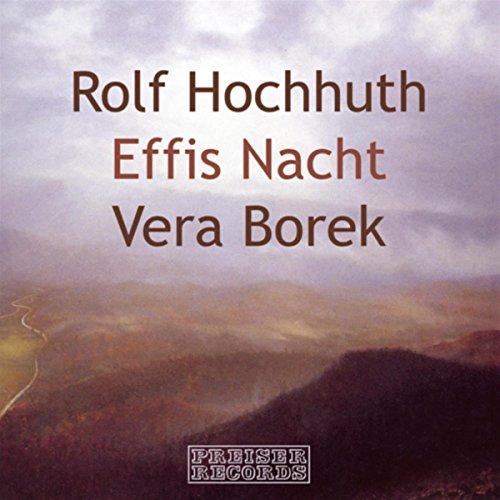 Effis Nacht audiobook cover art