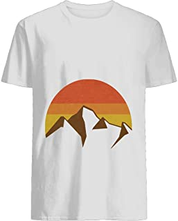 peaks and summits and fall sun T shirt Hoodie for Men Women Unisex