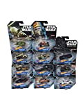 Hot Wheels Star Wars Rogue One Character Cars in 1:64 11 ´ er Set DXN83-999D -
