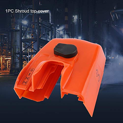 TOPINCN Air Filter with Cover Mental Shroud Top Cover for STIHL Ms260 026 Chainsaw Replacement Parts Accessories
