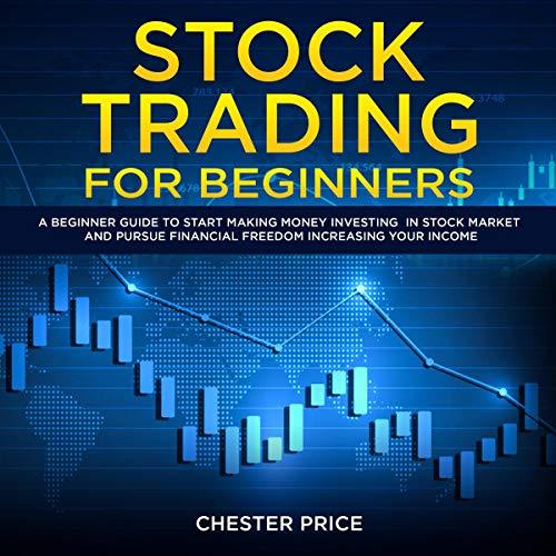 『Stock Trading for Beginners』のカバーアート