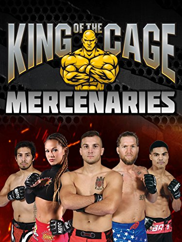 King of the Cage Mercenaries