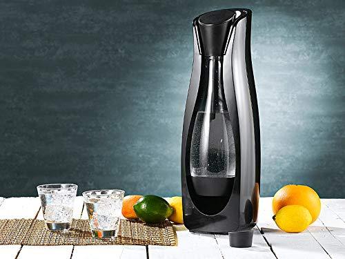 Rosenstein & Söhne Wassersprudler: Eleganter Trinkwassersprudler WS-110.Soda (Getränkesprudler) - 4