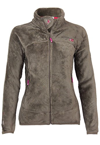 Geographical Norway dames UNIFLORE LADY ASSORT B jas, beige (taupe), X-Large (fabrieksmaat: 4)