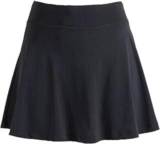 ANIVIVO Tennis Skorts for Women,Girls Tennis Skirts with Pockets Women Athletic Skorts with Skirts(Grey,M)