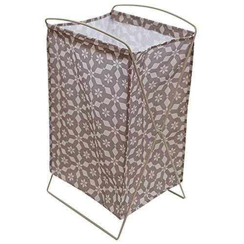 MJJJ-massage vuile kleding mand opvouwbaar gemakkelijk op te slaan keuken toilet waterdichte Oxford doek draad opslag