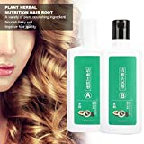 Feuchtigkeitsspendendes Shampoo Kopfhaut beruhigt Shampoo für geschädigtes Haar zur Reparatur Haar...
