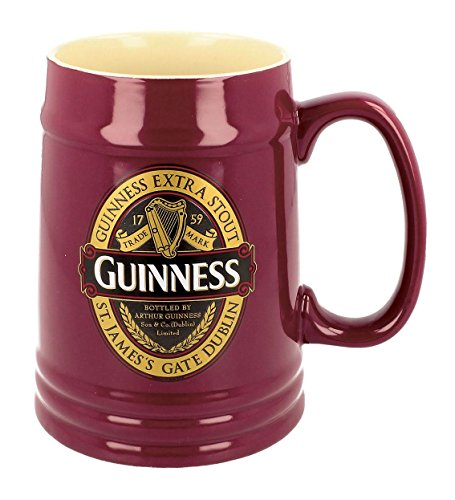 Guinness Ruby Red – Tankard