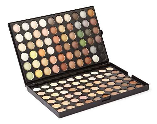 LaRoc Cosmetics LaRoc Cosmetics Oogschaduw 120 Natural Colors Eyeshadow Palette