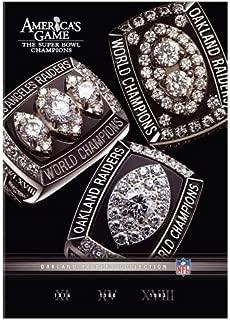 NFL: America's Game: Oakland Raiders