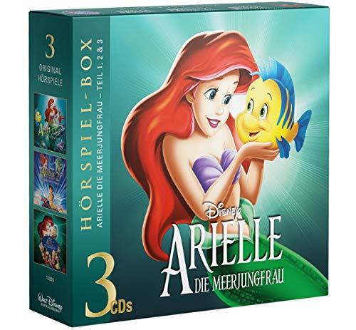 Arielle die Meerjungfrau-Fan-Box