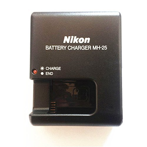 MH25 MH-25 Battery Charger EN-EL15 for Nikon D600 D610 D750 D800 D810 D7000 D7100