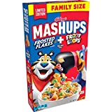 Kellogg's Breakfast Cereal, Mashups, Frosted Flakes & Froot Loops, 15.6 oz ( 1 BOX )