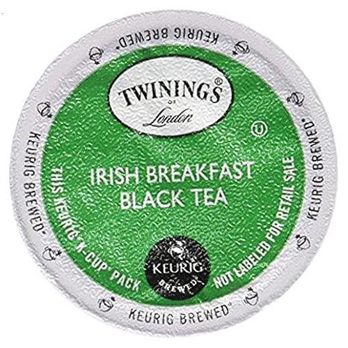 Irish Breakfast Tea K-Cups, 48 Count .10 pack