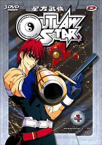 Outlaw star, vol. 1