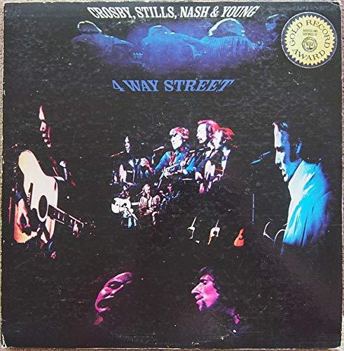 Crosby, Stills, Nash & Young - 4 Way Street - Atlantic - ATL 60 003, Atlantic - 60 003 (2-902)