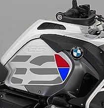 PARASERBATOIO ADESIVO RESINATO NERO PER BMW R 1200 GS ADVENTURE 2014-2018