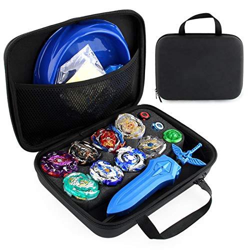 Beyblade Burst Turbo Set,Peonzas Juguetes Conjunto,Burst Turbo Launcher Set,Navidad Regalo, Regalo para Los Niños