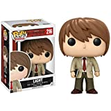 Funko Pop Animation : Death Note - Light 3.75inch Vinyl Gift for Anime Fans SuperCollection...