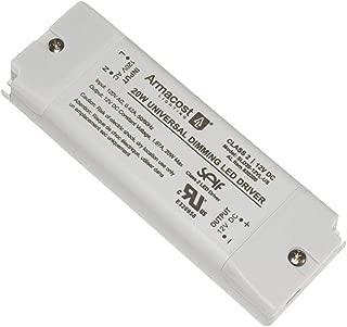 Armacost Lighting 820200 20 watt AC dimmable power supply, Gray