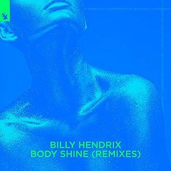 Body Shine (Remixes)