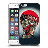 Head Case Designs Officially Licensed Riza Peker Steampunk Surreal Soft Gel Case Compatible With Apple iPhone 6 Plus/iPhone 6s Plus