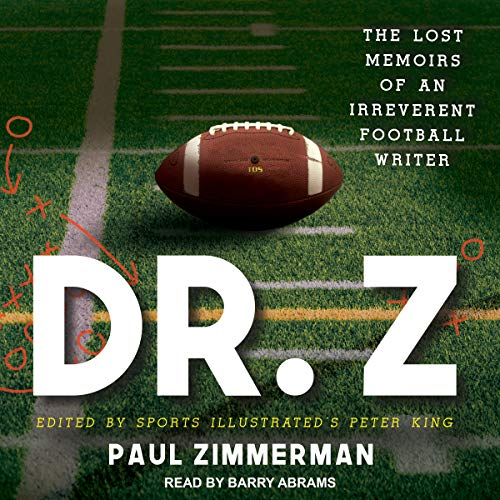 Dr. Z audiobook cover art