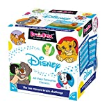 Brainbox Games GRE91034 BrainBox Disney Favourite Classics, Mixed Colours