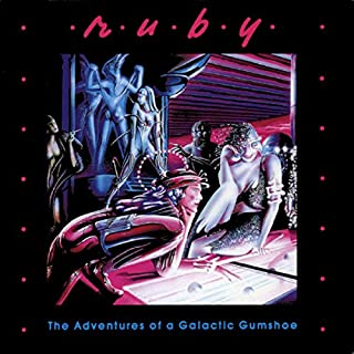 Ruby 1 audiobook cover art