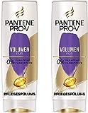 Acondicionador Pantene Pro-V para cabello fino y liso, 2 uni