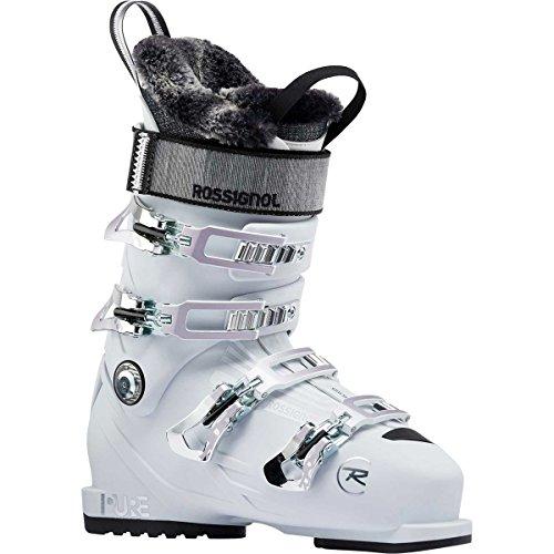Rossignol Pure Pro 90 Damen Stiefel, Damen, Oxford-Stiefel, RBH2270_22.5, weiß weißrey, 22.5 EU