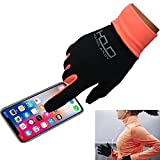 PRISAFETY Handlandy Lightweight Running Gloves, Touchscreen Jogging...
